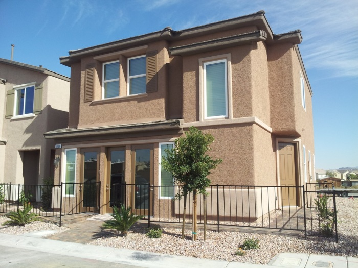 Boulder Gardens New Homes Las Vegas