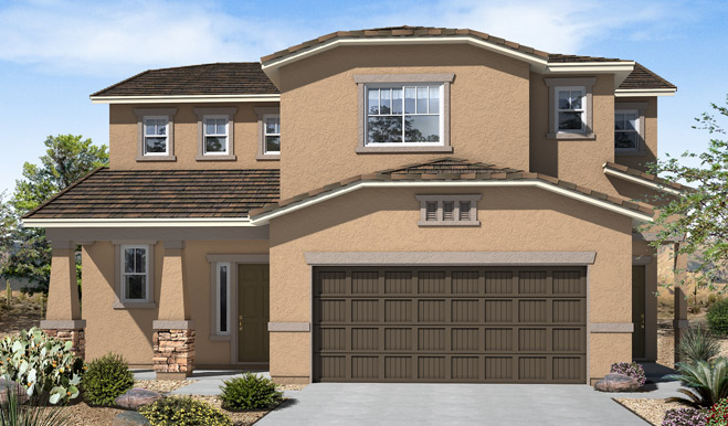 Las Vegas New Homes Single and Two Stories up to 3000sq.ft. starting ...