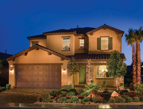 Golf Course Las Vegas New Homes Up To Starting
