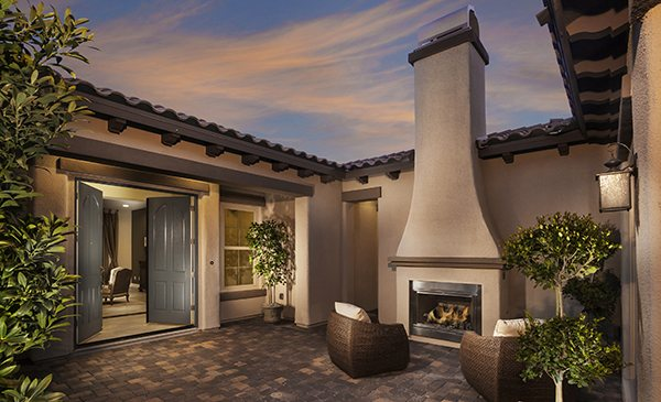 Las Vegas Luxury New Homes In Southern Highlands Starting