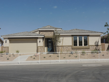 Henderson new homes single and two story starting at for New modern homes las vegas