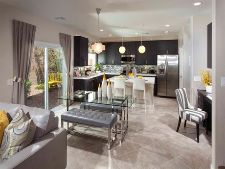 Las Vegas New Homes Monticello 1